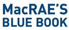 MacRAE's Blue Book logo