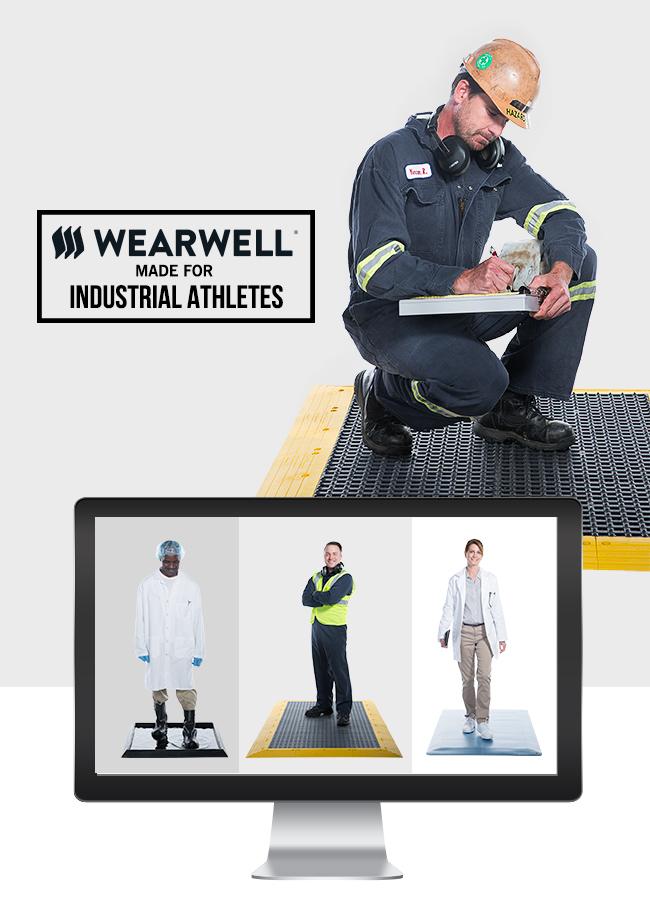 Wearwell's Industrial Athlete